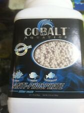 COBALT ANTI PHOSPHATE FILTER RESIN 3.5 OZ REMOVER 2 PACKS. FREE SHIP TO THE USA