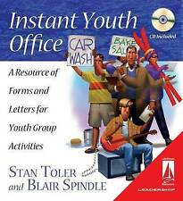 Instant Youth Office (LS): A Resource of Forms and Letters for Youth Group Activ