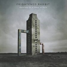 FRIGHTENED RABBIT - PAINTING OF A PANIC ATTACK NEW CD