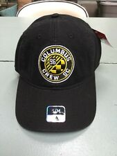 Columbus Crew, Hat, MLS Fan Gear, adidas, Adult Fitted Size S/M