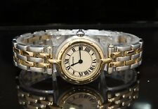Ladies Cartier Panthere VLC, Stainless Steel & 18ct Gold, 2 Row, Quartz