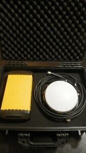 Trimble AgGPS 900 base station RTK GNSS kit 900MHz with antenna & cables in case