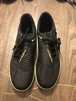 Nike Phantom Venom Club IC Men's Soccer Shoes Black Volt Multiple sizes AO0578-0