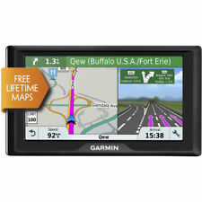 Garmin Drive 61 USA LM GPS Navigator System with Lifetime Maps, IN WHITE BOX