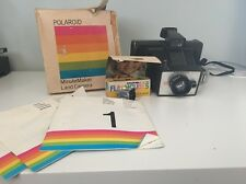 Vintage Polaroid Minute Maker Instant Color Pack Land Camera untested Decor