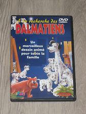 à la recherche des 101 DALMATIENS   - DVD - ( 60 min )