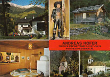 Alte Postkarte - Andreas Hofer - Tiroler Freiheitsheld 1767-1809