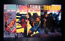 COMICS: Dark Horse: The Terminator: The Enemy Within #1-4 (1991) - RARE