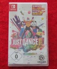 Just Dance 2019, Nintendo switch juego nuevo, versión en alemán