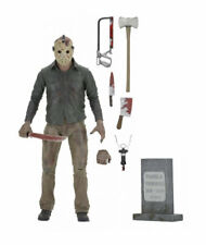 NECA 39716 Ultimate Jason Voorhees Friday 7-Inch Action Figure