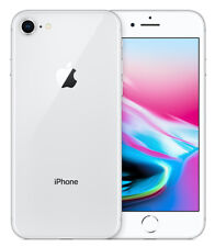 Apple iPhone 8 256GB ITALIA Silver Bianco Retina 4G LTE NUOVO Smartphone 4K 3D