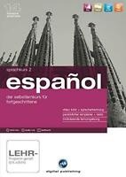 Interaktive Sprachreise 14 Espanol Teil 2 Fortgeschrittene   PC   Neu New