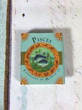 Mini Pisces Horoscope Book