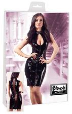 Black Level - Lack Kleid Schnürrung S   M   L   XL - Fetish Fashion für SIE