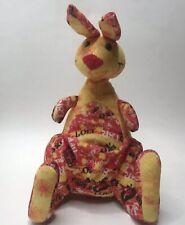 Kangaroo Plush Little Brownie Kangaroo Stuffed Animal Girl Scouts No baby Joey
