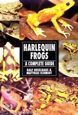 Harlequin Frogs, New Books