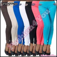 Sexy Ladies Leo Treggings Women's Skinny Casual Office Pants Size 8,10,12,14,16