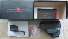 Crimson Trace Ll-801-Hbt Laser/Light/Iwb Holster S&W Shield 9mm & 40cal Ll801