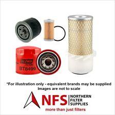 John Deere 455 Mower Filter Service Kit w/Yanmar 3TNA72 22 HP Eng