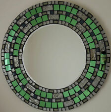 Art Deco Style Mosaic Frame Decorative Mirrors