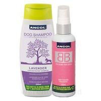 Ancol BB Dog Cologne & 200ml Lavender Dog Shampoo