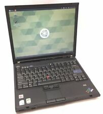 Lenovo ThinkPad T60 -Intel Core Duo T2400 -2GB RAM -Linux