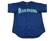 Vintage Majestic Seattle Mariners Jersey Mens Size Large