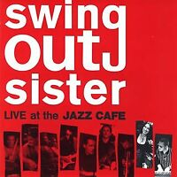 USED CD Best Hits Live! Swing Out Sister