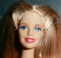 2002 BARBIE DANCE N FLEX Nude Doll with Rubber Bendable Poseable Body by Mattel