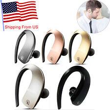 Stereo Bluetooth Headset Headphone Hnadfree Earbud For Samsung Huawei Nokia Zte