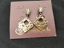 Premier Designs Jewelry Antiqued Copper Plated Clip-po Excitement Earrings