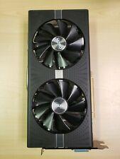 SAPPHIRE Nitro AMD Radeon RX 580 4gb GDDR5 Dual HDMI/DVI-D/Dual DP 11265-07 OC