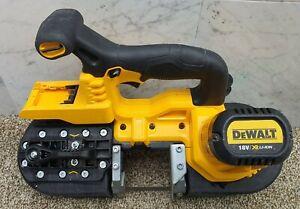 Dewalt 18V XR Band Saw - Black/Yellow DCS371