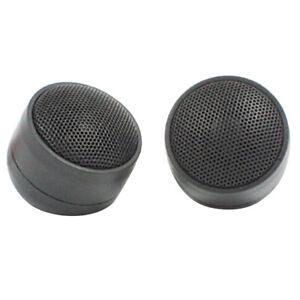 """NTC2200 Audiopipe 1.75"""" Dome Tweeters Pair 250W MAX NEW!!"""