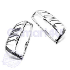 Fit 2005-2010 2011 2012 2013 2014 2015 Nissan Frontier Chrome Tail light Cover