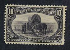 CKStamps: US Stamps Collection Scott#290 10c Unused Regum Tiny Thin