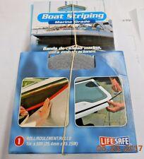 "Incom RE193MR Marine Grade Boat Striping 1"" x 50' ft. Metallic Blue"