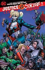 Justice League vs Suicide Squad 1 BART SEARS HARLEY QUINN, WONDER WOMAN LTD 1250