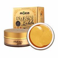 DIAFORCE 60 Pcs Hydro-Gel Eye Patch Eye Treatment Mask Anti-Wrinkle Dark Circle
