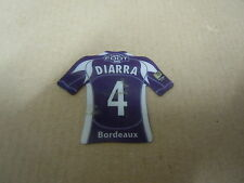 Magnet football Just Foot 2008 - Bordeaux - Diarra