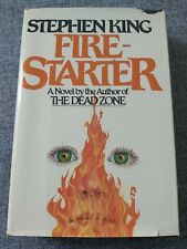 Stephen King Firestarter 1980 US Import Viking FIRST edition hardback