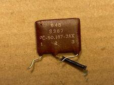 Fisher X-100 PEC Printed Circuit PC50187-3 Vintage Part 400CX 500C X202B (qty)