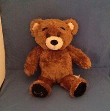 "VERY NICE Build a Bear Bearemy Plush Teddy Stuffed Animal 15"" Toy Workshop 11/11"