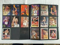 Set Bulk NBA Basketball Cards Sports Memorabilia Collectible Hall of Fame Player