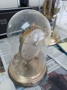 Schatz 1000 day anniversary clock . Dome, Key.  It works