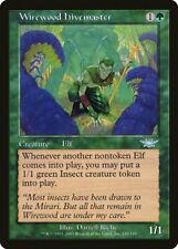 Magic MTG Tradingcard Legions 2003 Wirewood Hivemaster 145/145