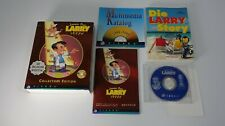Leisure Suit Larry Collectors Edition 1-6 (PC DOS BIGBOX) inkl. Windows Start CD