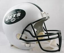 NEW YORK JETS NFL Riddell Full Size Deluxe REPLICA Football Helmet
