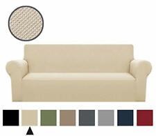 Forros Para Muebles Sofas 4 Plazas Grandes Funda De Sofa Beige Cubierta Elástica