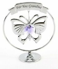 Mothers Day Gift Ideas Presents Gifts for Grandma Butterfly Swarovski Crystal
